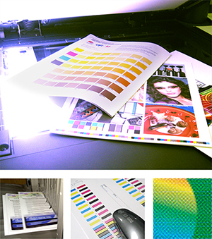 Colour Copying Thumb