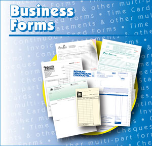 Bus Forms